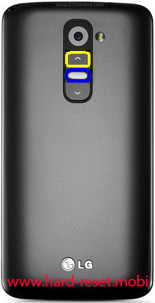 LG G2 Soft Reset