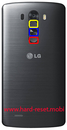 LG G3 Hardware Key Control Mode