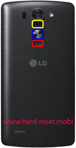 LG G3 S Hard Reset