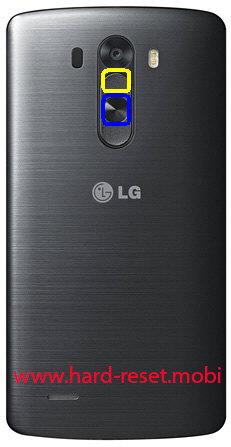 LG G3 Soft Reset