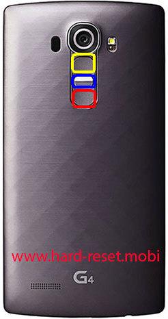 LG G4 Hardware Key Control Mode