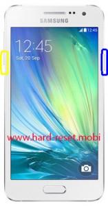 Samsung Galaxy A3 Soft Reset