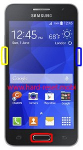 Samsung Galaxy Core 2 SM-G355HN Download Mode