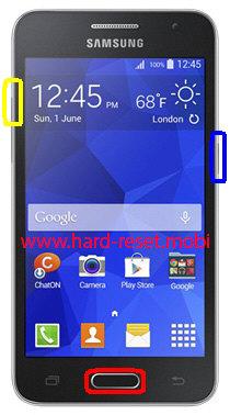 Samsung Galaxy Core 2 SM-G355HN Hard Reset