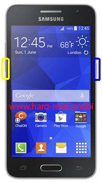 Samsung Galaxy Core 2 SM-G355HN Soft Reset