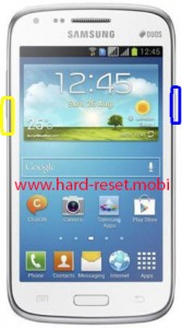 Samsung Galaxy Core GT-I8260 Soft Reset