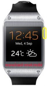 Samsung Galaxy Gear SM-V700 Hard Reset