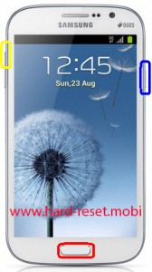 Samsung Galaxy Grand GT-I9080 Hard Reset