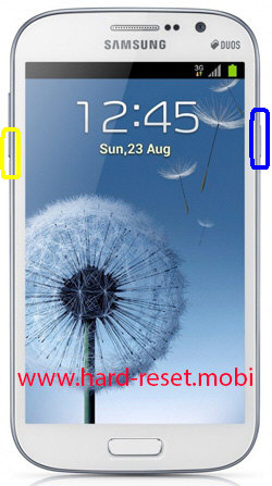 Samsung Galaxy Grand GT-I9080 Soft Reset