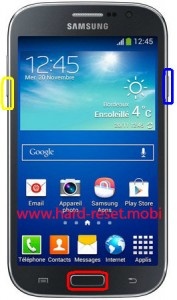 Samsung Galaxy Grand Neo GT-I9060 Download Mode