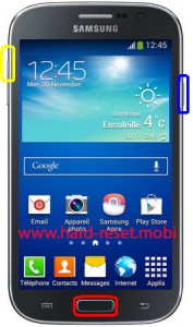 Samsung Galaxy Grand Neo GT-I9060 Hard Reset