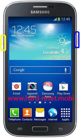 Samsung Galaxy Grand Neo GT-I9060 Soft Reset