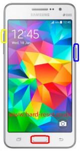 Samsung Galaxy Grand Prime SM-G530H Hard Reset