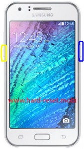 Samsung Galaxy J1 4G Soft Reset