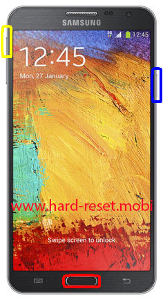 Samsung Galaxy Note 3 Neo Hard Reset