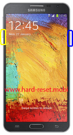 Samsung Galaxy Note 3 Neo Soft Reset