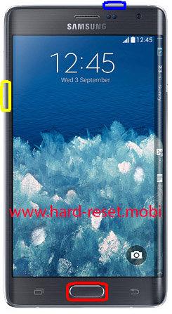 Samsung Galaxy Note Edge Download Mode