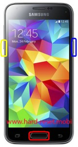 Samsung Galaxy S5 Mini SM-G800f Download Mode