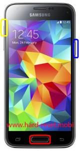 Samsung Galaxy S5 Mini SM-G800f Hard Reset