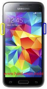 Samsung Galaxy S5 Mini SM-G800f Soft Reset