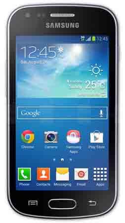 Samsung Galaxy Trend Lite GT S7390 Soft Reset