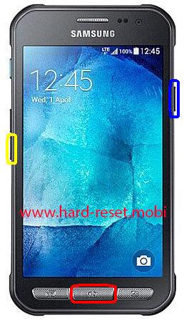 Samsung Galaxy Xcover 3 SM-G388F Download Mode