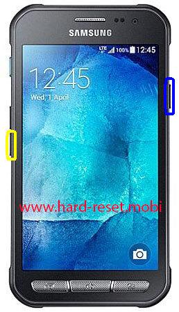 Samsung Galaxy Xcover 3 SM-G388F Soft Reset
