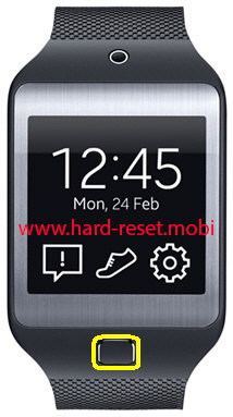 Samsung Gear 2 Neo Hard Reset