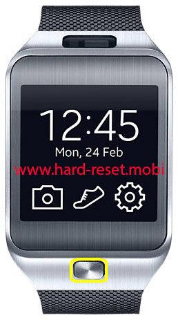 Samsung Gear 2 SM-R380 Soft Reset