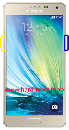 Samsung Galaxy A5 SM-A500YZ Soft Reset