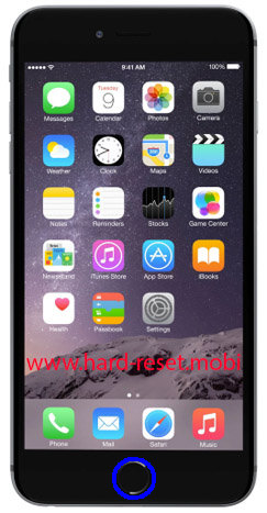 Apple iPhone 6S Plus Recovery Mode
