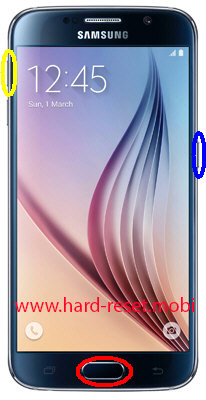 Samsung Galaxy S6 SM-G920S Hard Reset