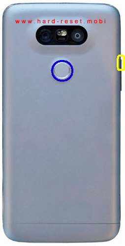 LG G5 Soft Reset