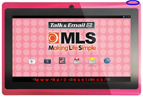 MLS IQTab IQ7021 Soft Reset