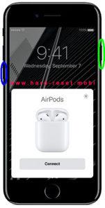 Apple iPhone 7 Plus DFU Mode