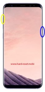 Samsung Galaxy S8 Hard Reset
