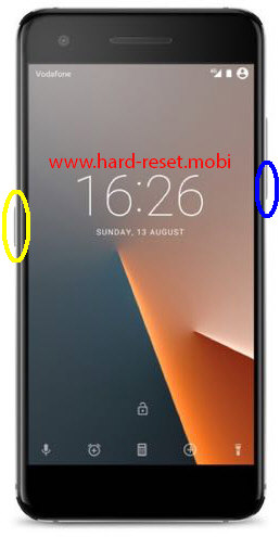 Vodafone Smart V8 Soft Reset