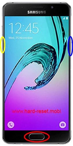 Samsung Galaxy A5 2016 Download Mode