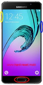 Samsung Galaxy A5 2016 Hard Reset