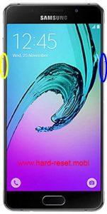 Samsung Galaxy A5 2016 Soft Reset