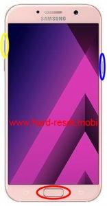 Samsung Galaxy A7 2017 Hard Reset