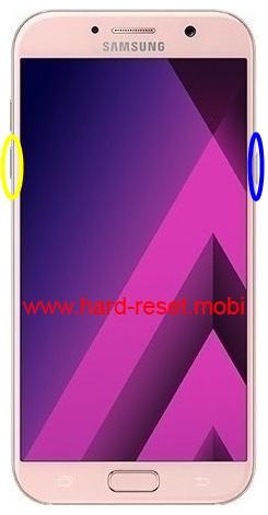 Samsung Galaxy A7 2017 Soft Reset